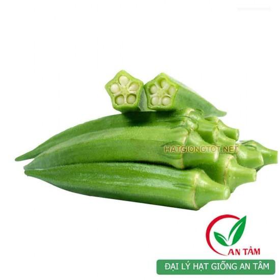 Hạt giống đậu bắp xanh