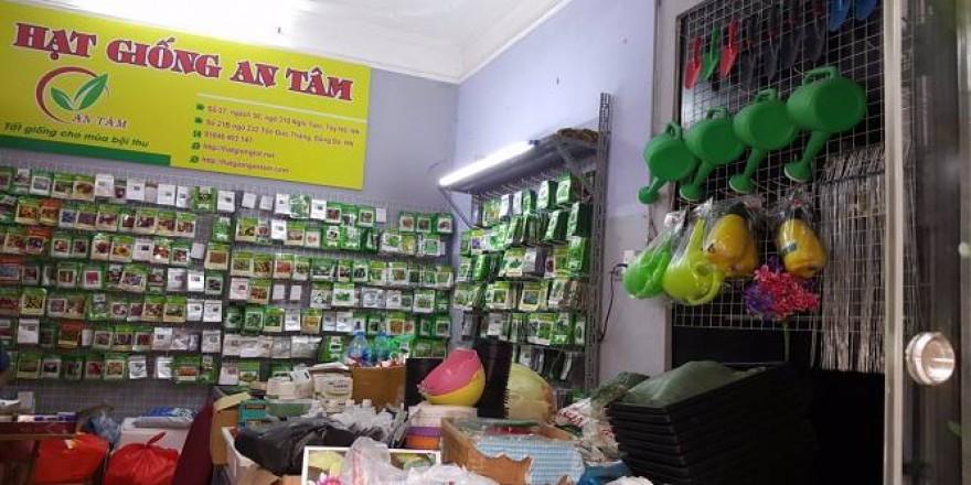 Cửa hàng hạt gióng An Tâm