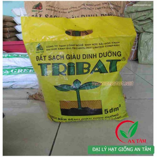 Đất sạch tribat 2kg