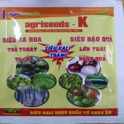 Phân Kali siêu ra hoa, đậu quả nhập khẩu từ Châu Âu