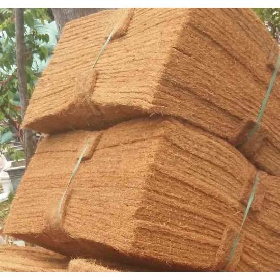 Thảm xơ dừa ép miếng trồng Lan