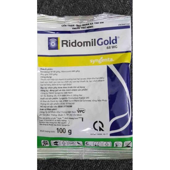 Thuốc Ridomil gold 68wg trừ nấm